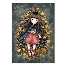 Puzzle Gorjuss - Autumn Leaves 1000 piezas