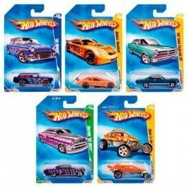 Hot wheels coche standard