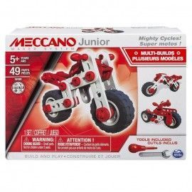 Meccano junior motorcycle