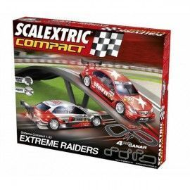 Scalextric compact xtreme raiders