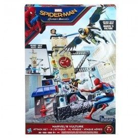 Spiderman Web city playset