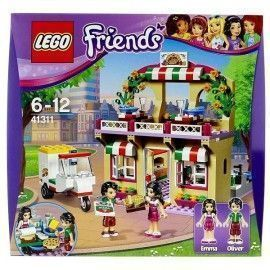 Lego Friends pizzeria de Heartlake