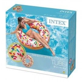 Intex flotador donuts colores