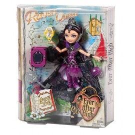 Ever after high Raven Queen dia del destino