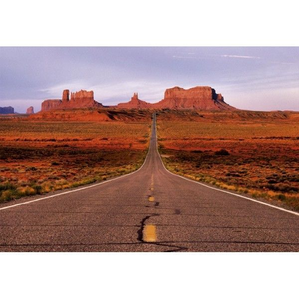 Puzzle Carretera Monument Valley