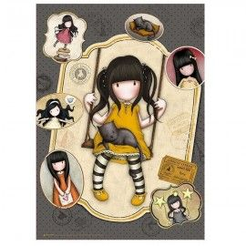 Puzzle Gorjuss Ruby vacation 500