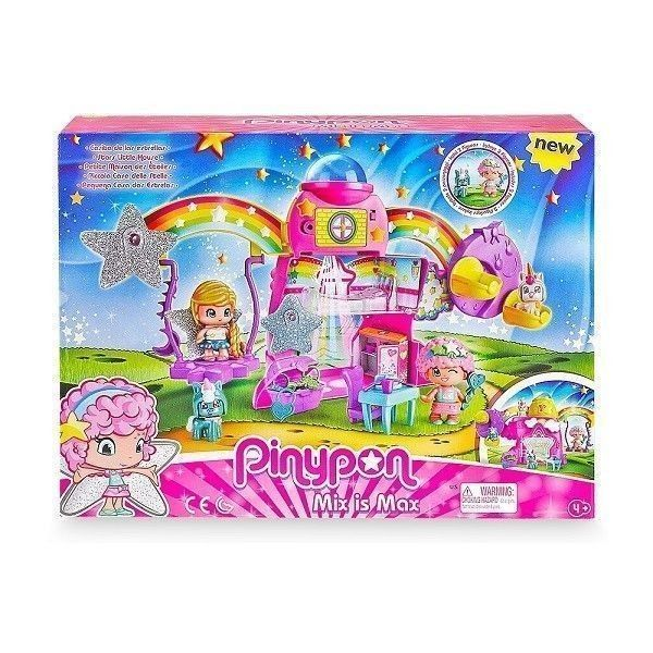 PIn y Pon mix is max cubo 5 figuras
