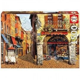Puzzle Colors of Italy - Salumeria 1500 piezas