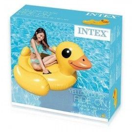 Intex figura patito hinchable