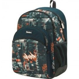 Mochila doble escolar Tandem New York