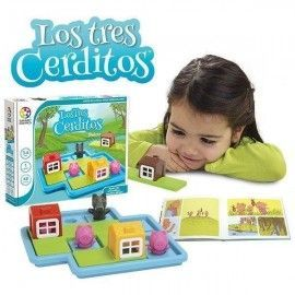 Smart Game - Los tres cerditos