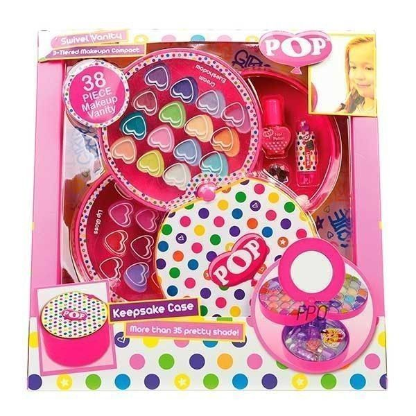 Markwins maquillaje Pop Girls Swivel Compact