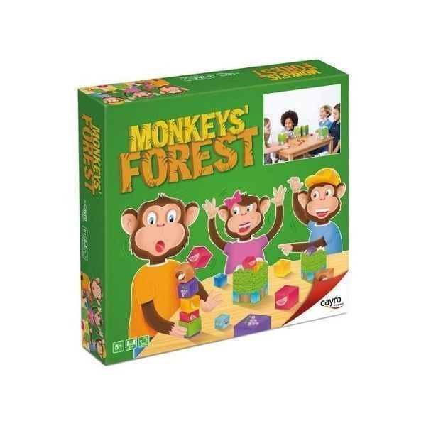Juego Monkey forest