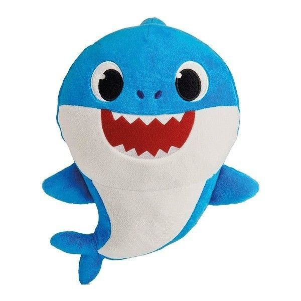 Daddy Shark peluche musical