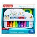 Fisher price piano juega y aprende