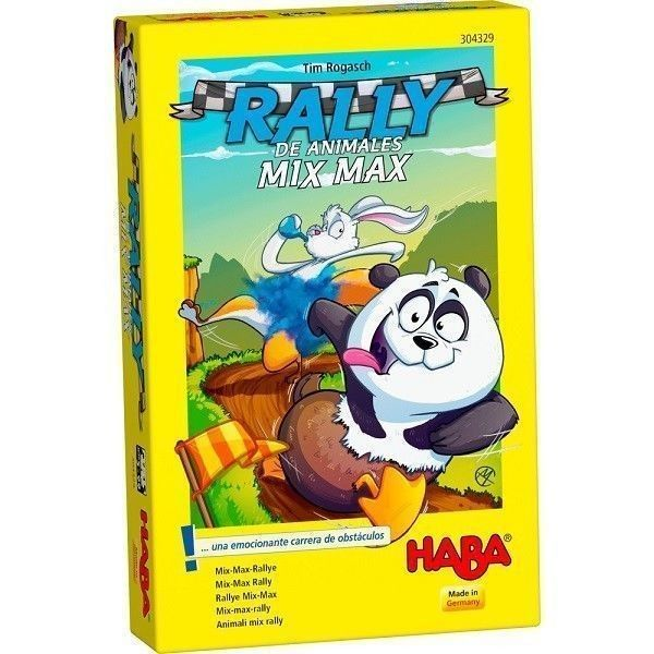 Haba Rally de animales Mix is Max