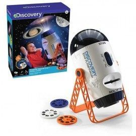 Discovery proyector espacial
