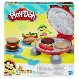 Play-Doh barbacoa