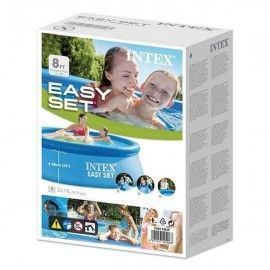 Intex piscina easy set 244 x 76 cm