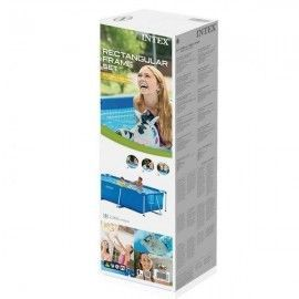 Intex piscina small frame 260 x 160 x 65