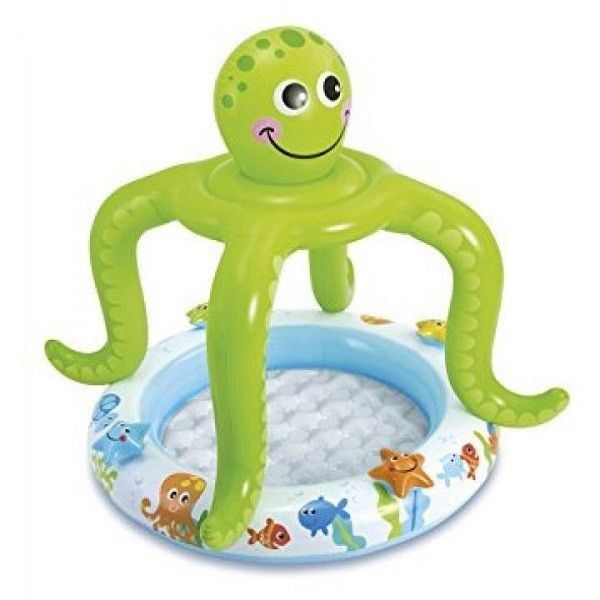 Intex piscina hinchable Pulpo