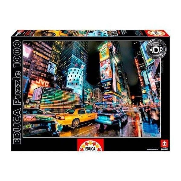 Puzzle Times Square - New York 1000