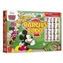 Parchis ludo Mickey Mouse