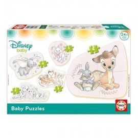 Baby puzzle disney animals