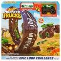 Hot wheels monster truck reto de loopings epicos