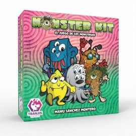 Juego Monster kit