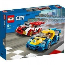Lego City coches de carreras