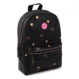 Mochila Milky Kiss golden hearts