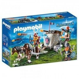 Playmobil Knights carruaje con ballesta