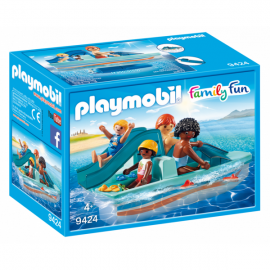 Playmobil Family Fun patinete de pedales