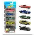 Hot Wheels pack 5 coches Fast & Furious